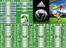 fixture mundial brasil 2014 para imprimir con camisetas a color ...