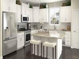 design modern dark wood kitchen cabinet also island white marble