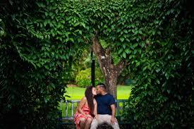 Brisbane City Botanic Gardens by Brisbane Wedding Photographer Anna Osetroff Engagements And