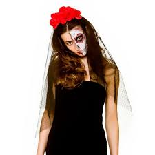 wicked costumes day of the dead veil 2 99 a great collection