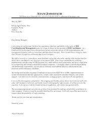 Customer Service Advisor Cover LetterModern Design