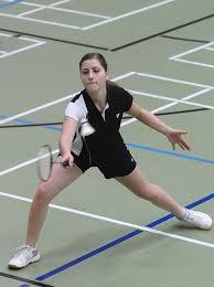 Yvonne Freund ist bayerische Meisterin im Damendoppel » Badminton ... - DSC_0017