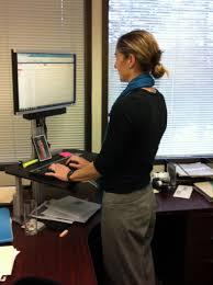 please stand up adjustable height desk ergo desktop