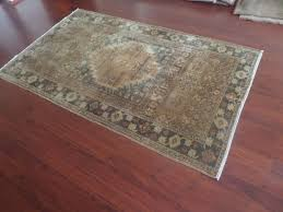 Green And Beige Rug Turkish Oushak Rug Muted Beige And Green Colors Https Www