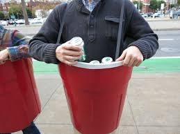 Red Solo Cup Halloween Costume Solo Cup Beer Pong Costume 7 Steps Pictures