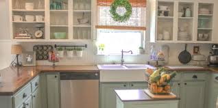why painting my kitchen cabinets set me free our storied home