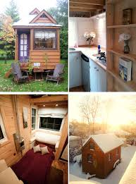 Tiny House Cottage 30 Tiny Homes That Make The Most Of A Little Space Architecture