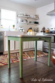 kitchen diy kitchen island table ideas how to arrange a kitchen