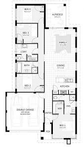 4 bedroom house plans in kerala single floor inspired modern
