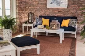 Deep Seat Patio Chair Cushions Navy Blue Patio Chair Cushions Bradenton 2 Piece Outdoor Wicker