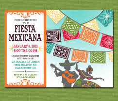mexican party invitations trends in 2017 thewhipper com