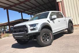 Ford Raptor Custom - adding a winch to a 2017 ford raptor and more custom off road