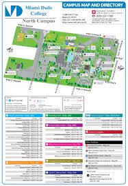 Miami Zip Codes Map by Campus Map U0026 Directions North Campus Miami Dade College