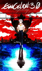 Evangelion: 3.0 You Can (Not) Redo (2012)