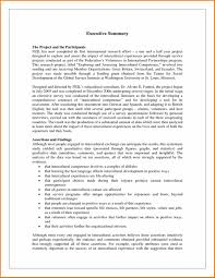 Executive Summary Resume Example Template Template Magnificent Trusteeship Magazine Cover Image Example