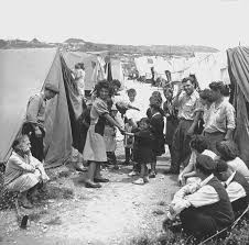 there was a jewish nakba and it was even bigger than the