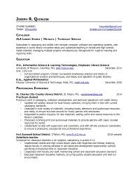 linkedin resume tips library resume hiring librarians quinlisk resume 1