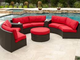 Patio Heater Covers by Patio Curved Patio Furniture Home Designs Ideas