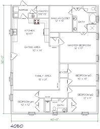 Metal Shop With Living Quarters Floor Plans 746 Best Houes Plans Images On Pinterest Pole Barns Pole Barn