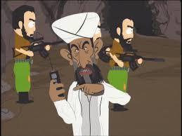 Bin Laden in South Park