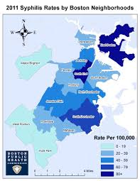 Map Of Boston Neighborhoods by Other Reports