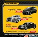 proton inspira r3 bodykit price