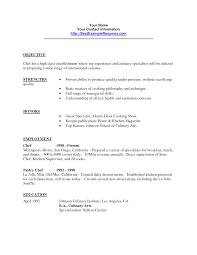 Chemist Resume Samples by 42 Examples Of Chef Resume Template Vntask Com