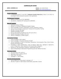 Best Resume Format For Quality Assurance by Etl Architect Cover Letter