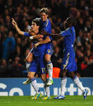 picture of Chelsea - Shakhtar Donetsk 07 11 2012 Champions League  images wallpaper