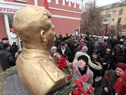 Joseph Stalin     s death honored in Penza