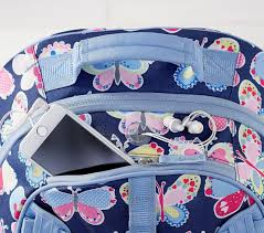 Pottery Barn Kids Butterfly Rug by Mackenzie Tropical Butterfly Rolling Backpack Pottery Barn Kids Au