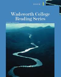 wadsworth college reading series book 1 3rd edition cengage