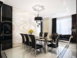 Purple Dining Room Black And White Dining Room Dact Us
