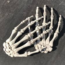 Halloween Skeleton Props by 1 Pair Halloween Skeleton Hands Haunted House Halloween Props