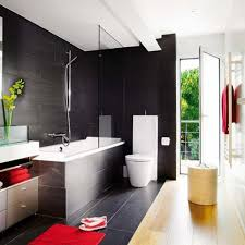 decoration ideas artistic ideas with black furry rug and wall