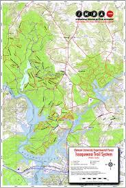 Uga Campus Map Trails Sorba Athens
