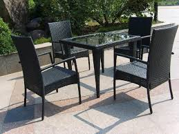 Dining Room Sets Houston Tx by Dining Room Traditional Rattan Dining Set For Outdoor Deck Of A
