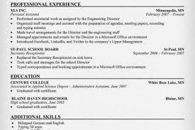 Secretary Resume Sample by Office Secretary Resume Sample Reentrycorps