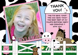 girls barnyard bash birthday invitation printable just click
