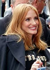 Jessica Chastain interacts with fans Wikipedia