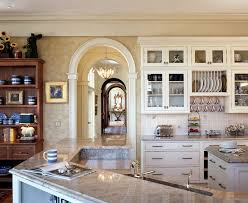 Kitchen Plate Rack Cabinet by Arched Doorway Ideas Kitchen Traditional With Undermount Sink