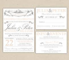 Making Wedding Invitation Cards Wedding Invitations Templates Word Theruntime Com