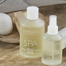 spa relax luxury bath oil gifts for her the white company uk