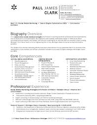 Online Marketing Manager Resume by Social Media Resume Digital Project Manager Resume Example