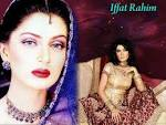 Iffat Rahim Pakistani Female Model | Iffat Rahim Photos