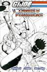 GI Joe vs. Transformers (2003 1st Series) comic books