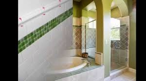 creative bathroom tile border decorating ideas youtube creative bathroom tile border decorating ideas