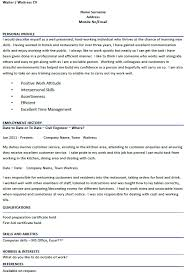 Good Cv Examples Profile   Resume Maker  Create professional     Two page project manager CV template