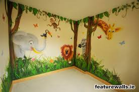Baby Room Wall Murals by Wall Mural Wallpaper Pictures Ideas Amazing Kids Room Mural