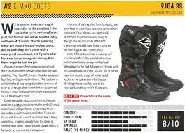 motocross boot straps w2 e mx8 motocross boots black